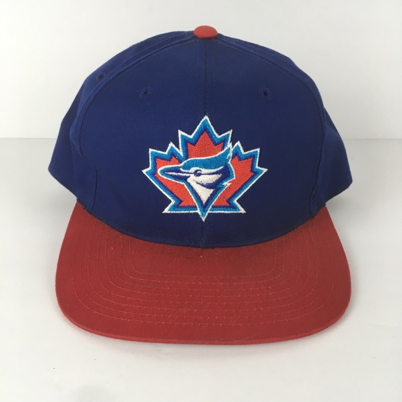 super popular faa4b ba922 Vintage GCC Toronto Blue Jays SnapBack MLB Hat